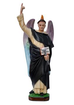 Statua San Vincenzo Ferreri cm. 45 in resina
