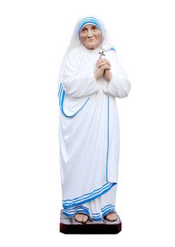 Statua Madre Teresa di Calcutta cm. 40 in resina
