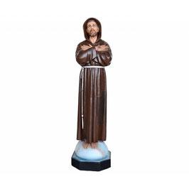 Statua San Francesco d' Assisi cm. 130