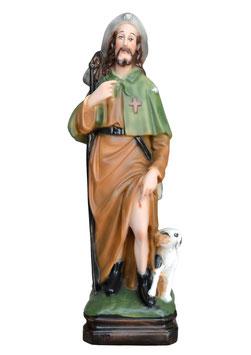 Statua San Rocco cm. 30