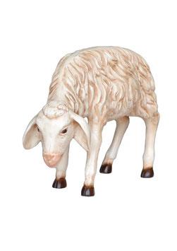 Statua agnello che pascola cm 40 x 55
