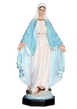 Statua Madonna Miracolosa in vetroresina cm. 132