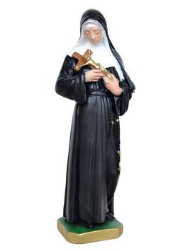 Statua Santa Rita cm. 30
