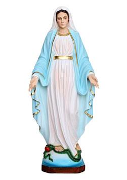 Statua Madonna Miracolosa in resina cm. 50 nuovo modello