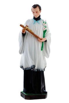 Statua San Luigi cm. 60 in resina