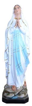 Statua Madonna di Lourdes in vetroresina cm. 180