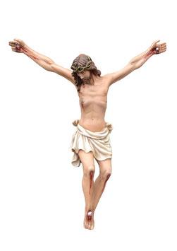Statua Corpo di Cristo in resina cm. 70
