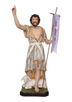 Statua San Giovanni Battista cm. 60