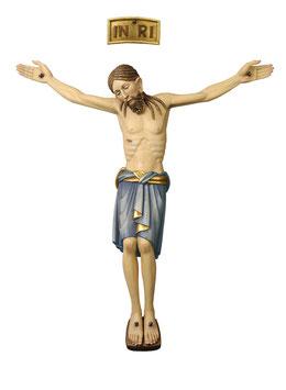 Statua corpo di Cristo in legno mod. 685