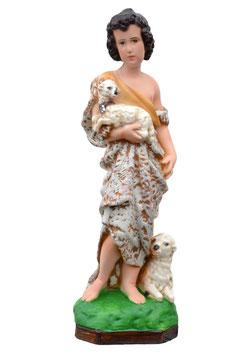 Statua San Giovanni Battista cm. 30