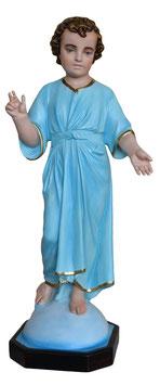 Statua Santissimo nome di Gesù cm. 100 in resina