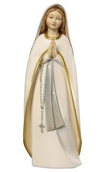 Statua Madonna del pellegrino in legno