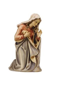 Statua Maria in legno