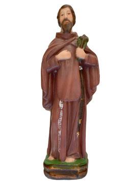 Statua S. Ciro cm. 20 in resina