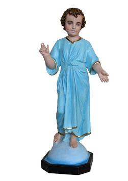 Statua Santissimo nome di Gesù cm. 104 in vetroresina