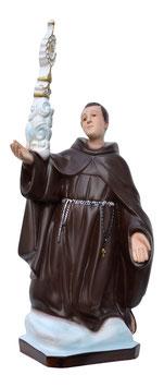 Statua San Pasquale cm. 35 in resina