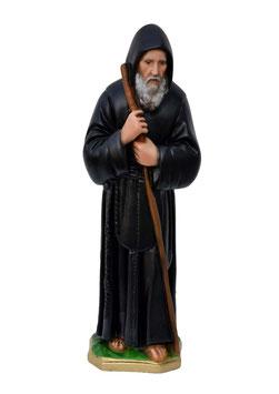 Statua San Francesco di Paola cm. 28 in resina