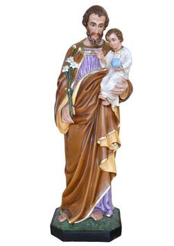 Statua San Giuseppe cm. 180 in vetroresina