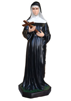 Statua Santa Rita cm. 150