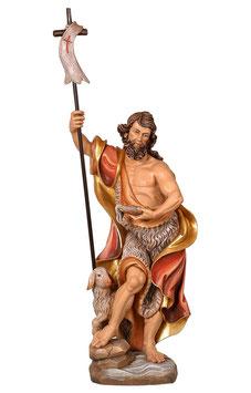 Statua San Giovanni Battista in legno