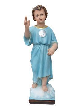 Statua Santissimo nome di Gesù cm. 45 in resina