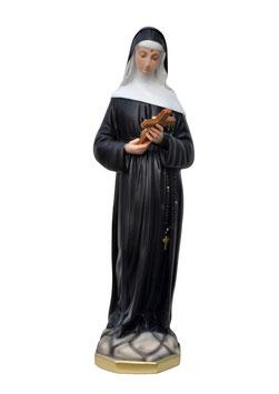 Statua Santa Rita da Cascia cm. 60 in resina