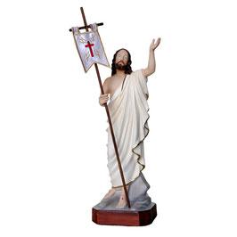 Statua Gesù risorto cm. 30 in resina