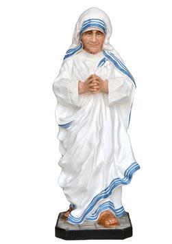 Statua Madre Teresa di Calcutta cm. 100 in vetroresina