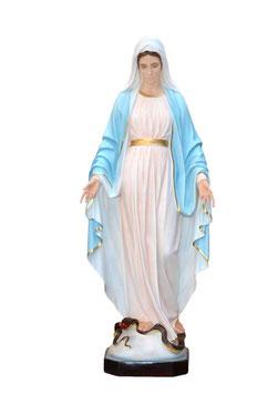 Statua Madonna Miracolosa in vetroresina cm. 180