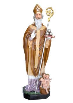 Statua San Nicola di Bari cm. 172 in vetroresina
