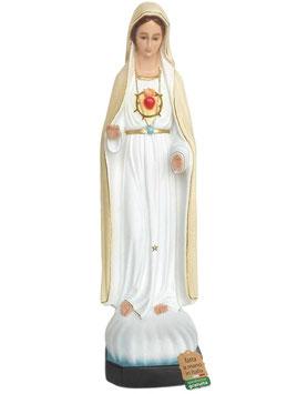 Statua Madonna di Fatima - II apparizione cm. 103 in resina