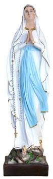 Statua Madonna di Lourdes in resina cm. 85