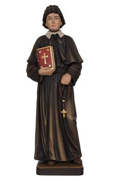 Statua Santa Elisabetta Anna Seton in legno