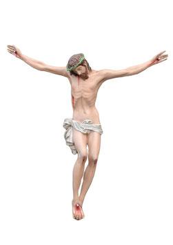 Statua Corpo di Cristo in vetroresina cm. 120