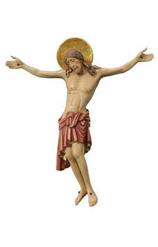 Statua corpo di Cristo in legno mod. 687
