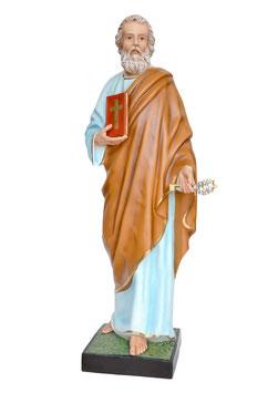 Statua San Pietro cm. 155 in vetroresina
