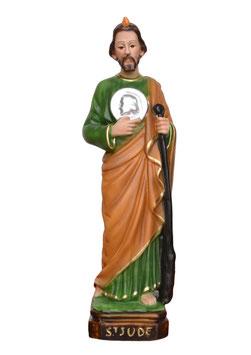 Statua San Giuda Taddeo cm. 30 in resina