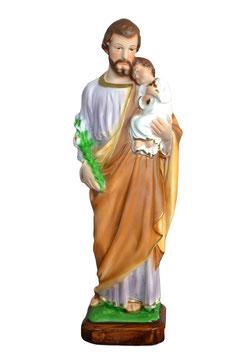 Statua San Giuseppe cm. 30 in resina