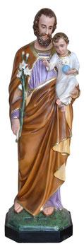 Statua San Giuseppe cm. 160 in vetroresina