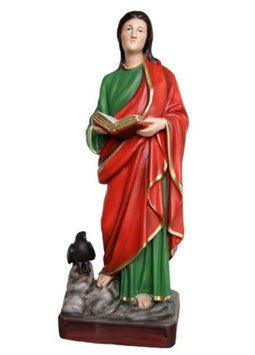 Statua San Giovanni Evangelista cm. 40