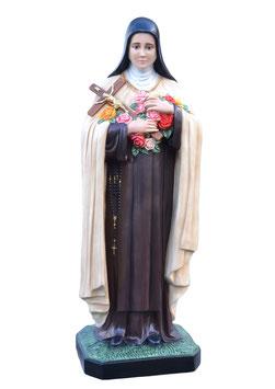 Statua Santa Teresa di Lisieux cm. 160 in vetroresina