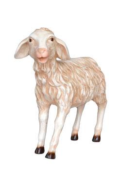 Statua agnello a testa alta cm 52 x 60