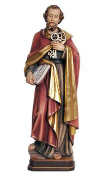 Statua San Pietro in legno