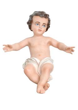 Statua Gesù Bambino tipo M cm. 27