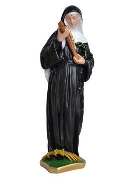 Statua Santa Rita da Cascia cm. 40 in resina