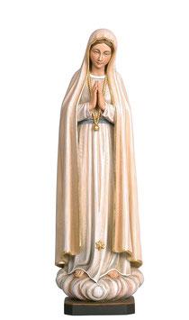 Statua Madonna di Fatima in legno