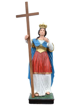 Statua Sant' Elena cm. 60