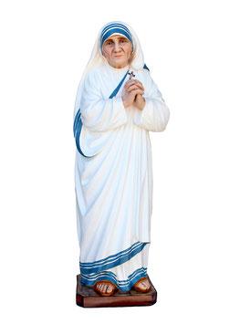Statua Madre Teresa di Calcutta cm. 80