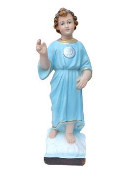 Statua Santissimo nome di Gesù cm. 30 in resina