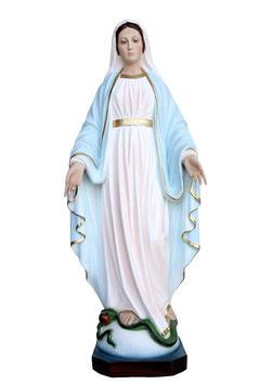 Statua Madonna Miracolosa in resina cm. 60 nuovo modello